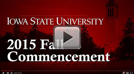 Fall 2015 Commencment Video